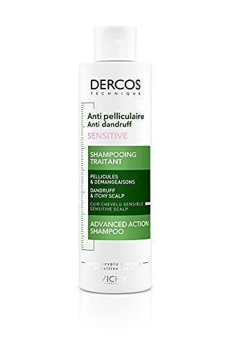 Vichy Dercos Anti-schuppen Sensitive Shampoo 200 ml