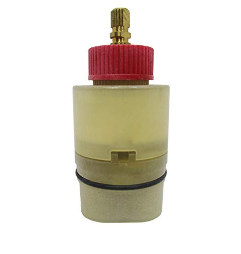 Pressure balance cartridge to fit/replace most Pegasus shower cartridges 20 PT broach