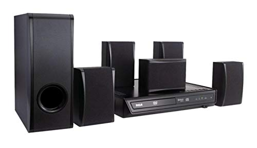 RCA RTD396 DVD Home Theater System (Renewed)
