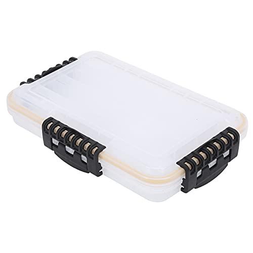 Luya Box, Kit de cebos de señuelos duraderos para Caja de señuelos de Trucha para Acampar al Aire Libre