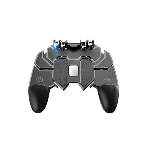 XYXZ Gamepad Controller Joysticks Mango De Juego Joystick De Plástico Con Enlace De Seis Dedos Dedicado Al Sistema Android Adecuado Para Varios Juegos Móviles Juegos De Disparos Control Remo