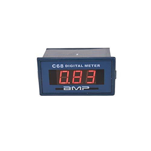 VIDOO Pantalla Digital De Medidor De Corriente Alterna Monofásica 220V10A Amperímetro A Pequeña Escala Compatible con 85L17