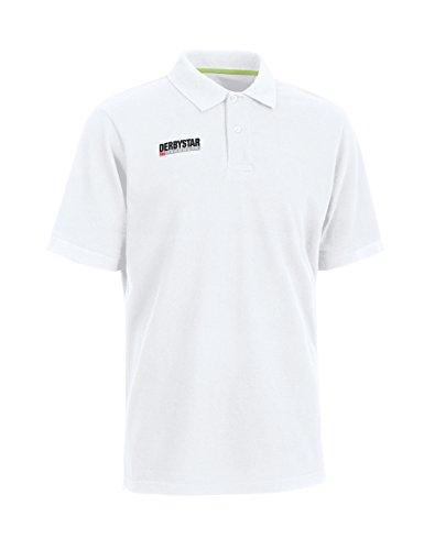 Derbystar Basic Polo L Weiß