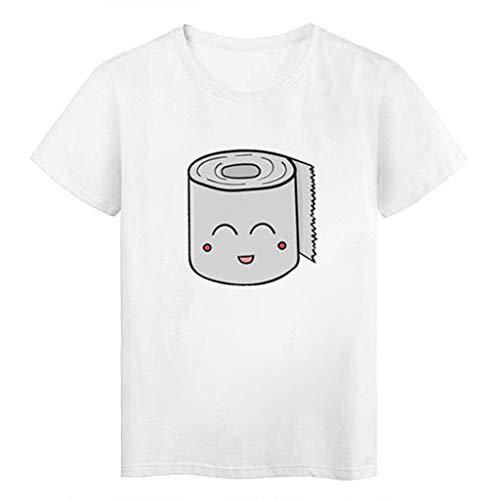 Cuteelf Verliebte Pärchen Geschenke Bestes Geburtstagsgeschenk Poop und Gewebe Couple-Shirt Geschenk Set für Verliebte – Partner-Geschenke – Bestes Geburtstagsgeschenk