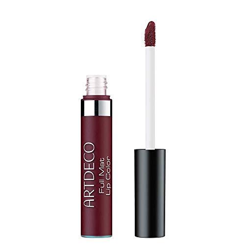 ARTDECO Full Mat Lip Color Long-Lasting 30, Plum Noir, 5 g