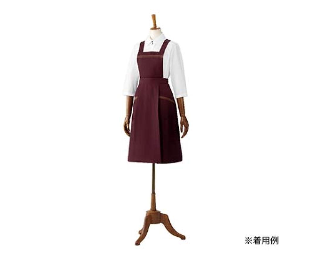 南極花嫁突進ジャンパースカート ワイン/61-6147-02