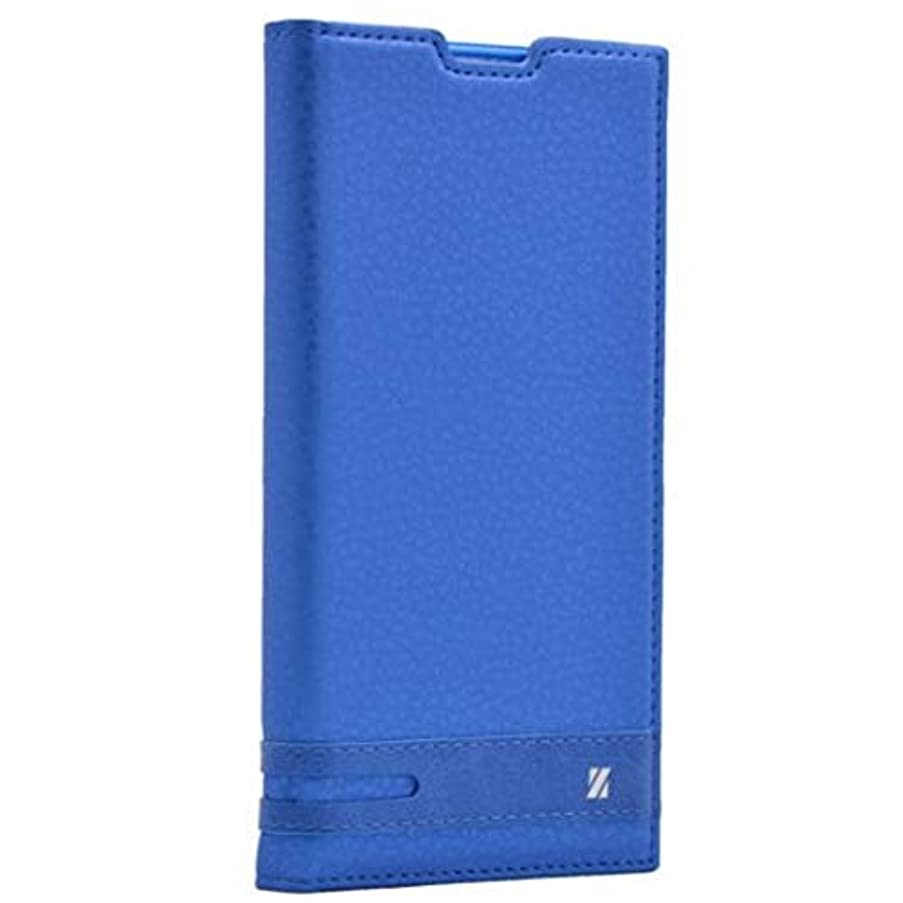 Teleplus for LG X Screen Magnet Lux Cover Case Blue