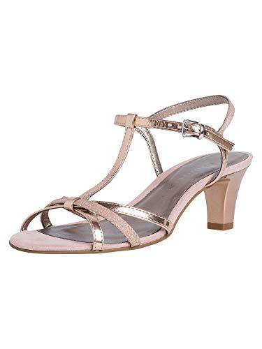 Tamaris Damen Sandalette 1-1-28329-24 567 normal Größe: 38 EU