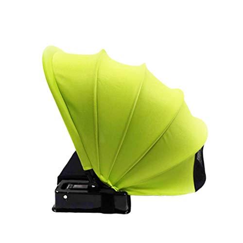 Tent Sunscreen Anti-Uv Camping Canopy Outdoor Rainwater Sunshade Shed Professional Fashion Small Umbrella - Green