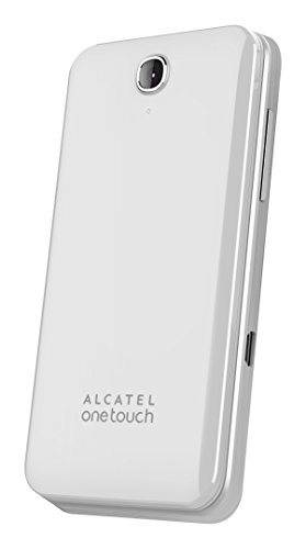 Alcatel 2012G-2DALDE1 onetouch Single-SIM Handy weiß