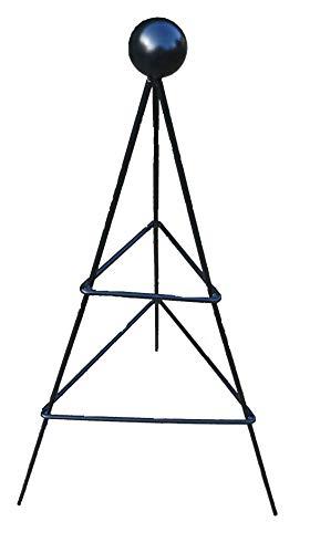 Obélisque 40 en fer forgé pour plantes 10 mm Ultra Résistant