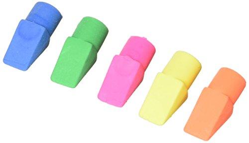Swordfish Radiergummi-Kappen für Bleistifte, 25er-Packung