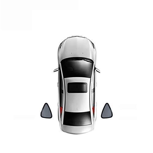 Para Lexus 2016-2020 GX400 GX460 GS300 5700 Harrier-30/60 UX350H / Cortina magnética especial para ventana de cortina parasol de malla persiana totalmente cubierta para el coche anti peeping