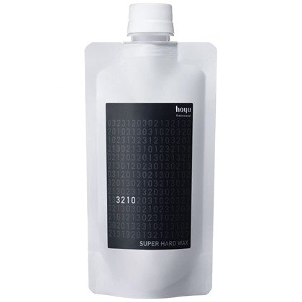 洗う貫通敏感なHOYU ホーユー 3210 ミニーレ スーパーハード ワックス レフィル 200g 詰替用 フィニッシュワークシリーズ