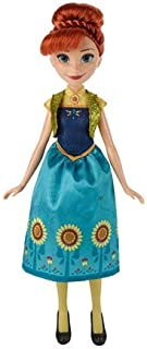 Hasbro Disney Frozen Classic Fever Fashion Anna Doll - 3 Years & Above