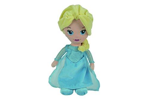 Disney Reine des Neiges Peluche Elsa Reine Des Neiges 25 Cm