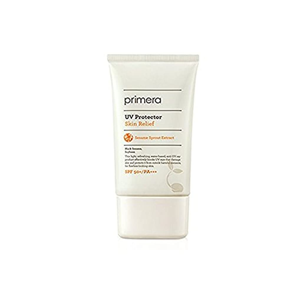 エンゲージメント被る解き明かす(プリメラ) スキン リリーフ UV プロテクター SPF 50+ PA+++ 50ml /Skin Relief UV Protector SPF 50+ PA+++ 50ml[海外直送品] [並行輸入品]