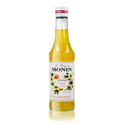 Monin Passion Fruit Syrup 250ml