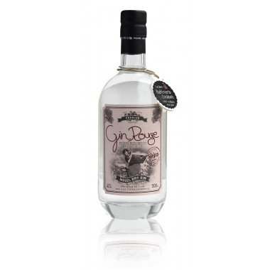 GIN ROUGE Mosel Dry Gin - handcrafted. 0,5 l
