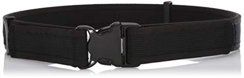 BLACKHAWK Black Reinforced Web Duty Belt - Large