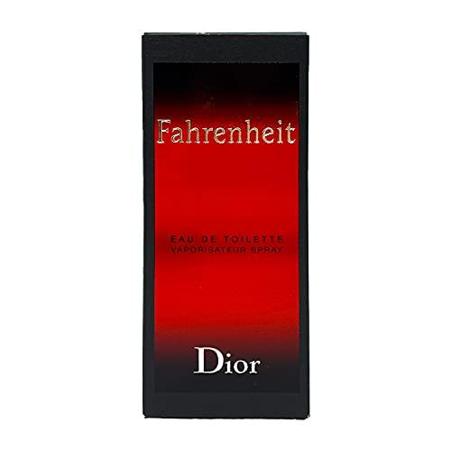 FAHRENHEIT by Christian Dior Eau De Toilette Spray 3.4 oz -100% Authentic