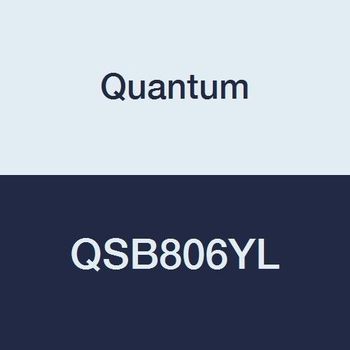 Quantum QSB806YL Store-Max Regaleimer, gelb, 58,4 cm x 16,5 cm x 20,3 cm (8 Stück)
