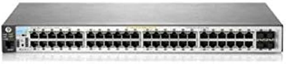 HPE J9772A#ABA Aruba 2530-48G-PoE+ Switch