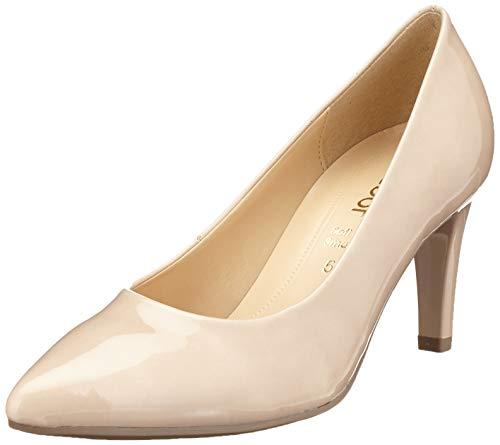 Gabor Shoes Damen Fashion Pumps, Beige (Sand (+Absatz) 72), 39 EU