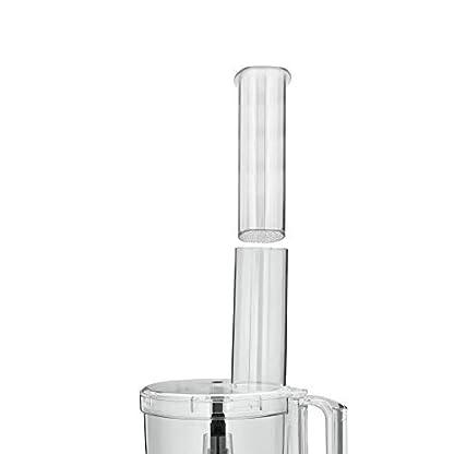 WMF-Kult-X-Edition-Kchenmaschine-mit-5-Zubehr-Scheiben-Knetmesser-Stopfen-Edelstahl-Messer-Behlter-20l-500-W