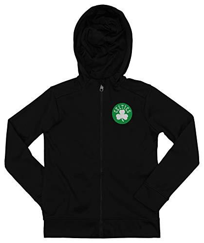 Outerstuff NBA Celtics Boys 8-20 Performance Full Zip Hoody 10/12-M