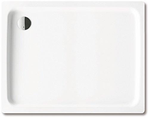 Kaldewei Duschwanne Duschplan 545-2 mit Wannenträger 90 x 90 x 6,5 cm alpinweiß