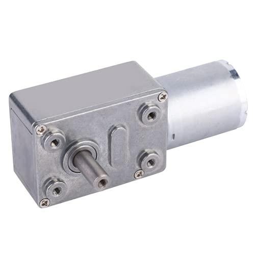 Motor De Gusano, Motor De Reducción De Velocidad Tipo Micro DC12V Resistente Al Estancamiento Sin Dentición Atascada Para Equipos Inteligentes(50)
