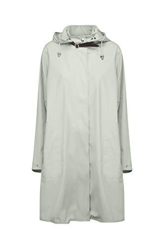 ILSE JACOBSEN HORNBÆK | RAIN71 | True Raincoat | 100% Polyester Tricot with PU Coating | Green Liy | 42