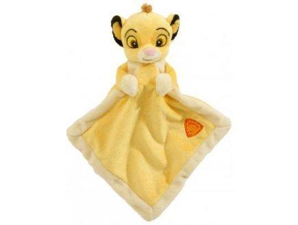 Peluche disney simba le roi lion - doudou enfant by Nicotoy