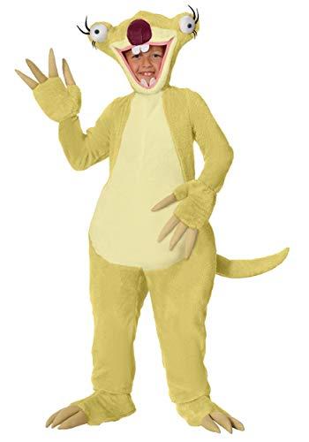 Ice Age Sid the Sloth Child Costume Medium