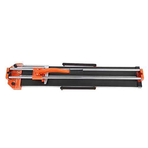 Cortador de baldosas manual profesional herramienta de corte de piedra de rodamiento de bolas infrarrojas 1000 mm 120 x 20 x 11 cm/47,2 x 7,9 x 4,3 pulgadas