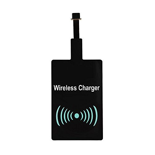 Universal Qi Wireless Charger Charging Receiver Module Slim for Samsung iPhone (for Andriod-Type A)