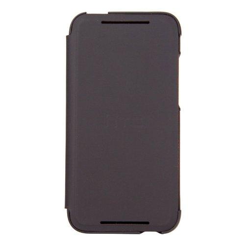 HTC 99H11260-00 Desire 601 Flip Schutzhülle mit Ständer (retail blister)