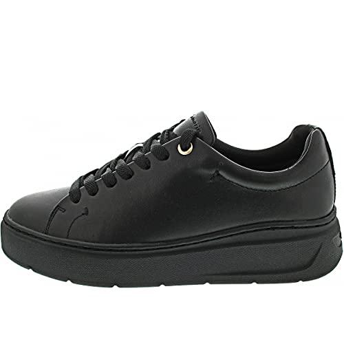 Tamaris Damen Tamaris 1-1-23700-27 Sneakers, Schwarz, 39 EU
