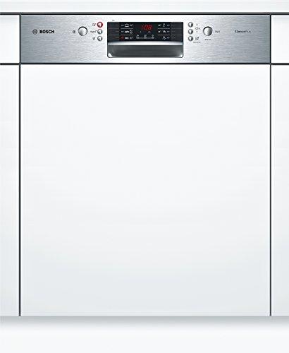Lave-vaisselle Bosch SMI46GS01E Série 4, A+++, 258 kWh/an, 2660 l/an, départ différé à intégrer