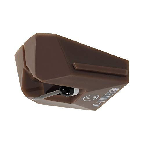 Audio Technica AT-VMN95SH Shibata Replacement Stylus - For the AT-VM95SH Cartridge (Brown)