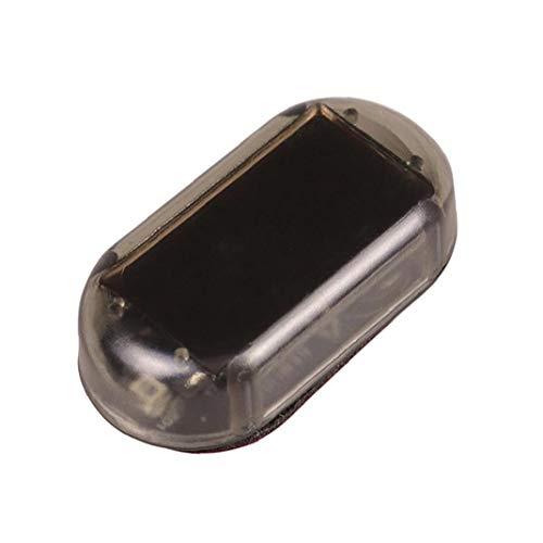 Praktische Warnleuchte Innensolarwarnlicht Dummy Anti-diebstahl-Flashing Blinzeln Lampe Für Auto-rot-Geschenke Für Craft Lovers