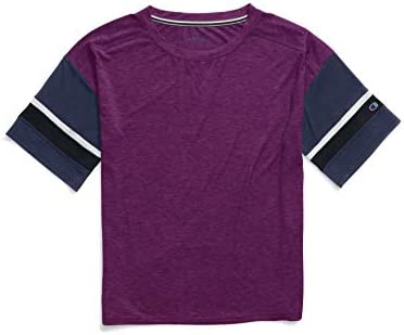 Camiseta Champion para Mujer Gym Issue Football tee - W3238