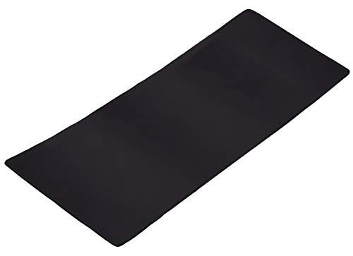 Uitgebreide gaming-muismat - Extra groot toetsenbord, lange muismat met antisliprubberen basis, 88 x 40 cm, 3mm Ultra dik