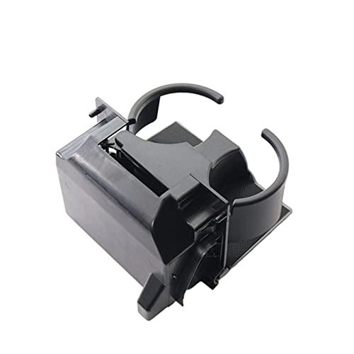 H HILABEE Consola central Portavasos Contenedor Interior Decoración de repuesto de coche para Pathfinder 2005-2012 para Xterra 2005-2015 Porta botellas