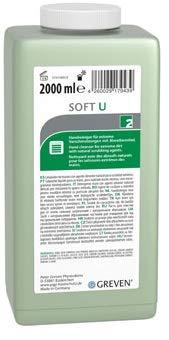 GREVEN SOFT U 2000 ml Hartflasche