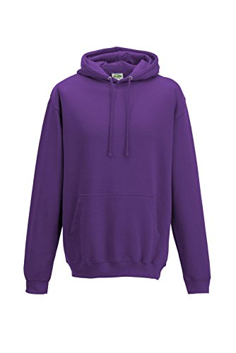 Just Hoods - Sweat-shirt à capuche - Homme - - Magenta Magic - XL