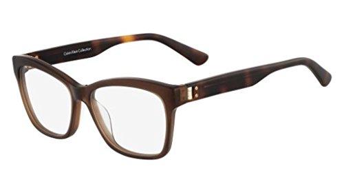 Calvin Klein CK7982 223 -51 -15 -135 Calvin Klein Brillengestelle CK7982 223 -51 -15 -135 Rechteckig Brillengestelle 51, Braun