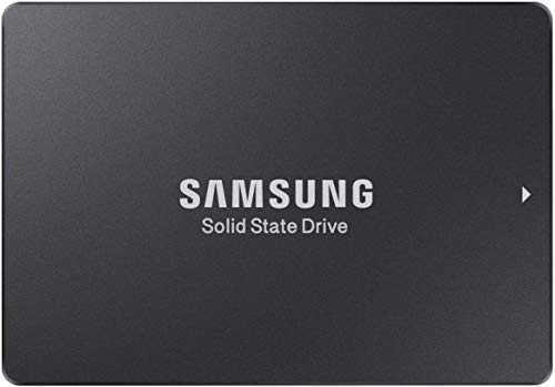 """SAMSUNG 883 DCT Series SSD 1.92TB - SATA 2.5"""" 7mm Interface Internal Solid State Drive with V-NAND Technology for Business (MZ-7LH1T9NE)"""