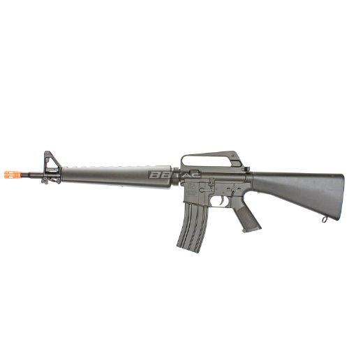bbtac m16a2 airsoft gun vietnam style spring airsoft gun rifle with warranty(Airsoft Gun)